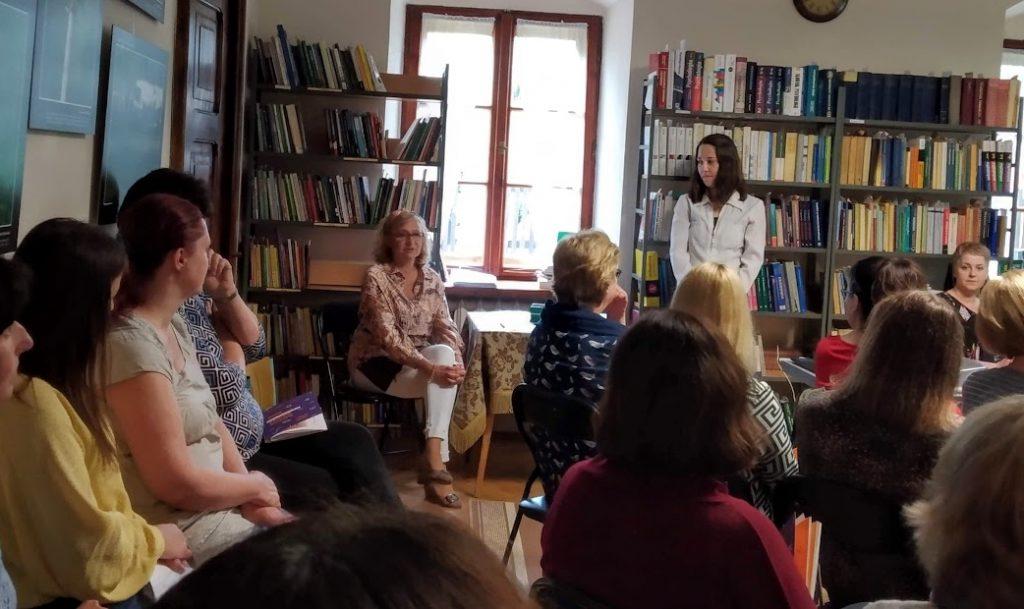 Wiosenne spotkania nauczycieli bibliotekarzy