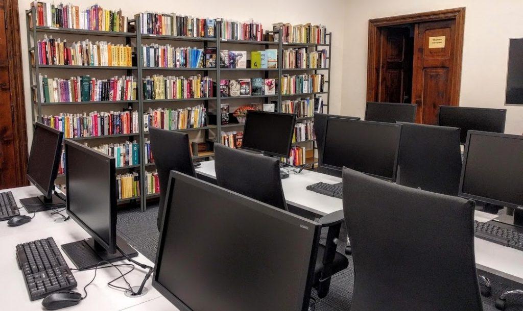 Lekcje biblioteczne – serdecznie zapraszamy!